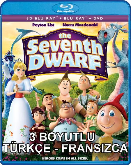 7 Cüceler 3d 2014 1080p 3D Half SBS DuaL Türkçe Dublaj FR İNDİR