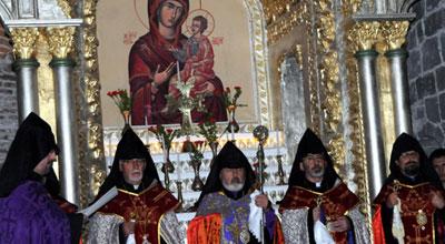 Erməni Terror Təşkilatlarının Toplantısı və Qriqorian Kilsəsinin Planlanları