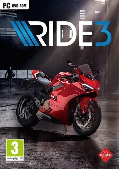 RIDE 3 Pc Motor Yarış Oyununu Crackli Full Tek Link İndir