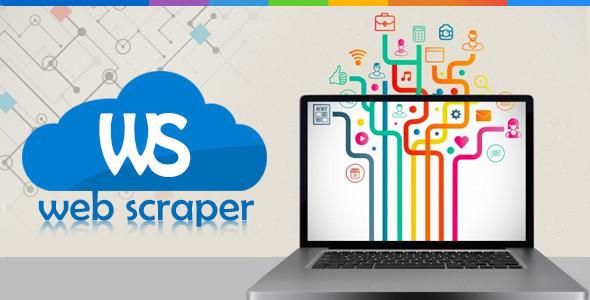 Web Scraper - Web Kazıyıcı Scripti indir