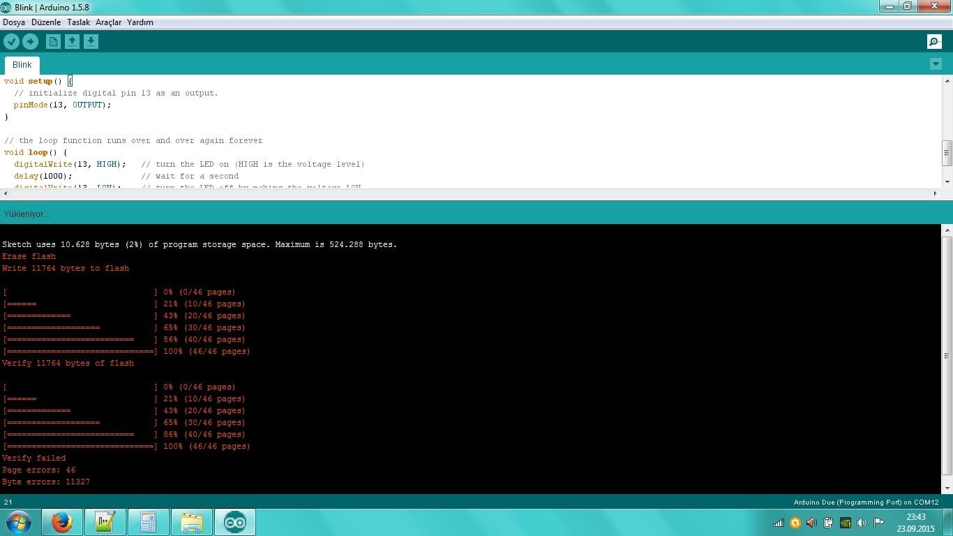 Arduino bossac.exe download