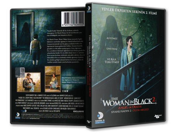 Siyahlı Kadın 2: Ölüm Meleği – The Woman in Black 2 2014 DVD-5 DuaL TR-EN – Tek Link