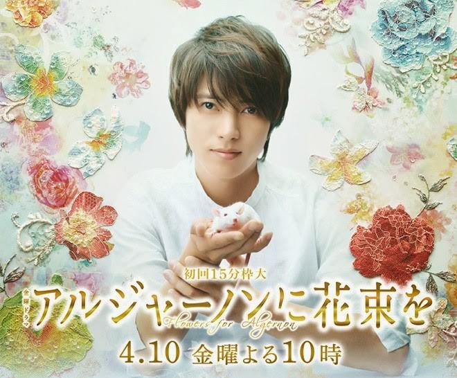 Flowers For Algernon / 2015 / Japonya / Online Dizi İzle