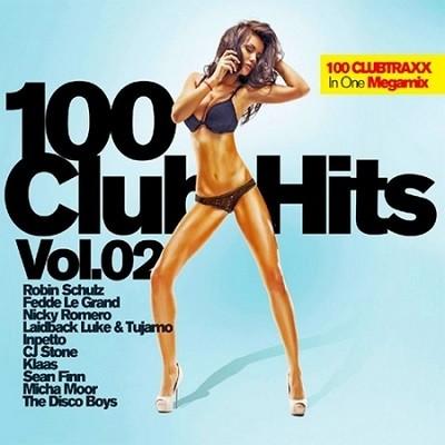 VA - 100 Club Hits Vol.2 2015 Yabancı Albüm İndir