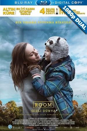 Gizli Dünya - Room   2015   BluRay 1080p x264   DuaL TR-EN - Teklink indir