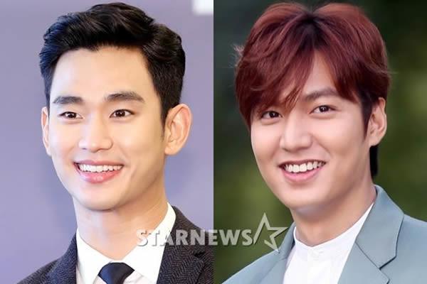 Hallyu Yıldızları Kim Soo-Hyun ve Lee Min-Ho Bu Yıl Geri Dönüşlerini Yapacak
