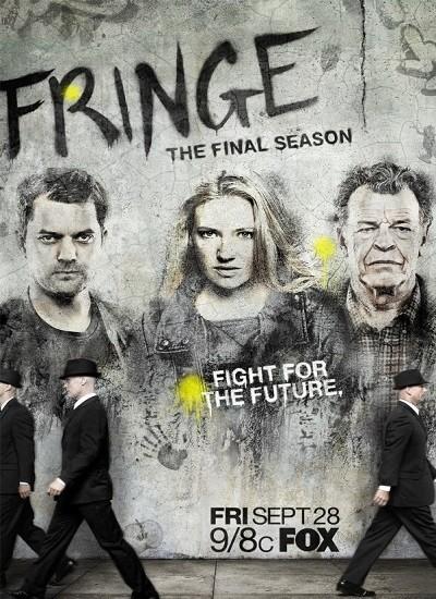 Fringe | 4.Sezon | Tüm Bölümler | Türkçe Dublaj - Tek Link