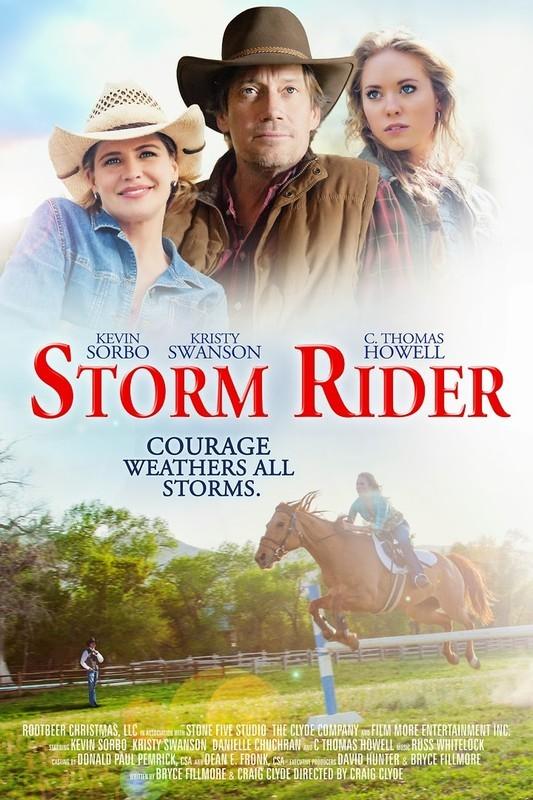 Fırtına Binici - Storm Rider (2013) - türkçe dublaj film indir