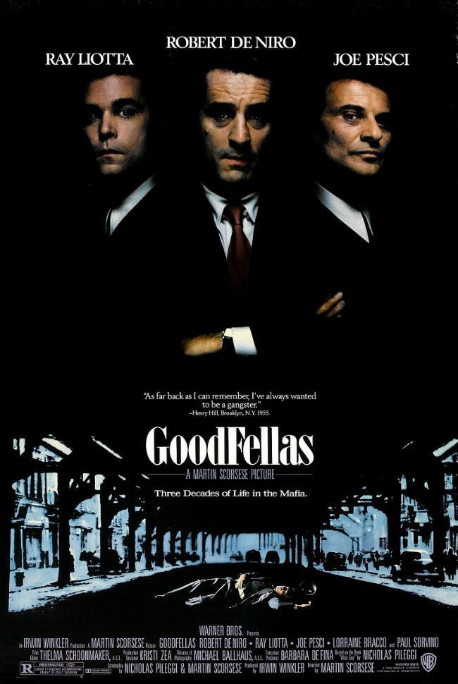 Sıkı Dostlar - Goodfellas (1990) - hd türkçe dublaj film indir