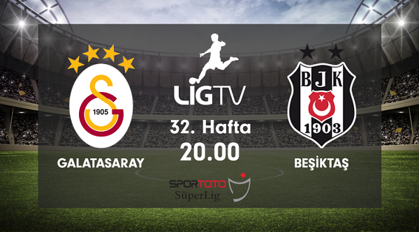 Galatasaray – Beşiktaş (08.05.2016) | HDTV 720p | Full Maç – indir