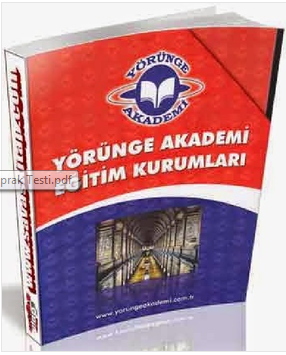 KPSS Yörünge Akademi Türkçe Soru Bankası indir