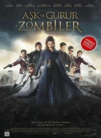 Aşk ve Gurur ve Zombiler – Pride and Prejudice and Zombies 2016 HDRip XviD Türkçe Dublaj – Tek Link