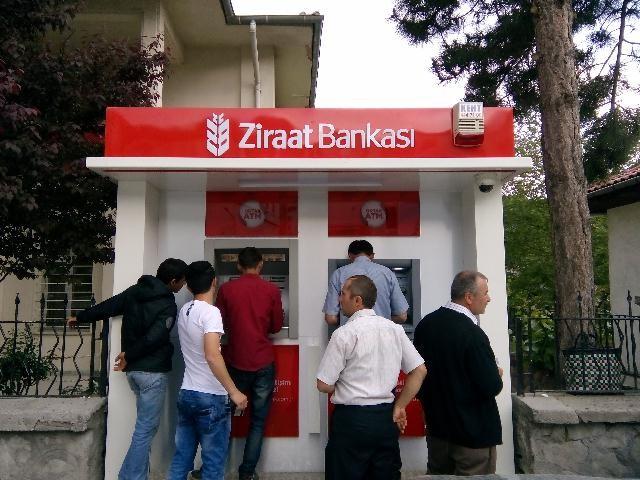 Ziraat Bankası BTM leri yeniledi
