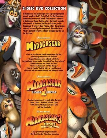 Madagaskar & Penguenleri ( BoxSet 1-2-3-4 ) Türkçe Dublaj – Full İndir