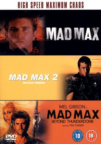 Mad Max ( BoxSet 1-2-3 ) Türkçe Dublaj – Full İndir