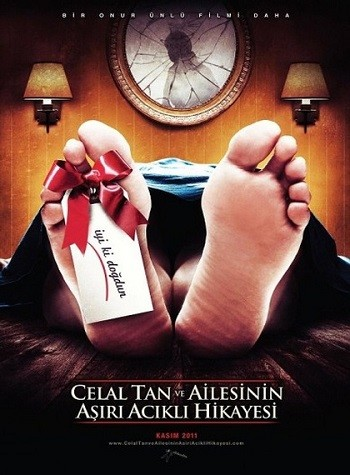 Celal Tan ve Ailesinin Aşırı Acıklı Hikayesi 2011 (Yerli film) DVDRip-480p Tek Link indir