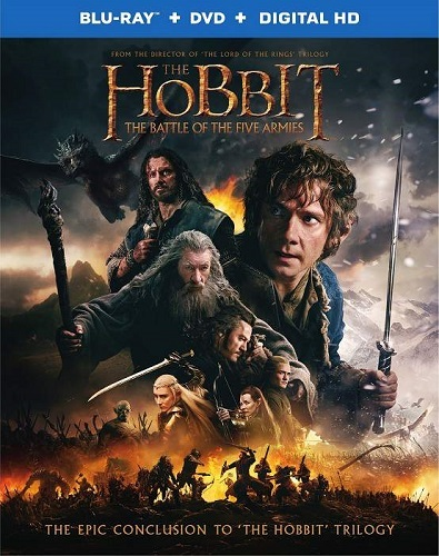 The Hobbit: The Battle of the Five Armies (2014)   1080p BluRay   Mkv