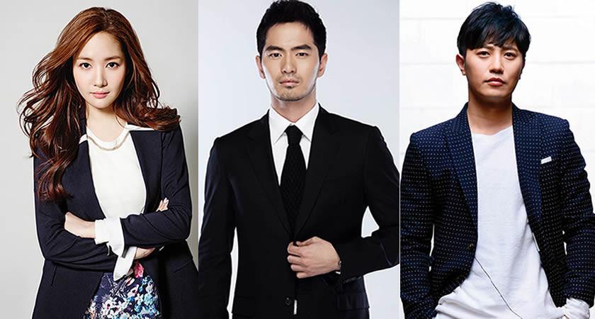 Park Min-Young, Lee Jin-Wook, Jin Goo'ya Yeni Bir Diziden Teklif