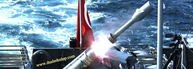 Milli Yapım Denizaltı Savunma Harbi Roketinin Detaylı Özellikleri