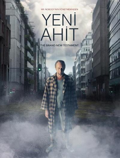 Yeni Ahit | Le tout nouveau testament | 2015 | BRRip XviD | Türkçe Dublaj