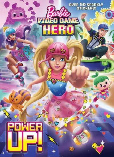 Barbie Video Oyunu Kahramanı 2017 (Türkçe Dublaj) BRRip x264