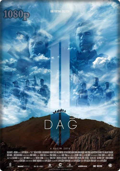 Dağ 2 2016 (Yerli Film) 1080p WEB-DL DD5.1 AC3 (Sansürsüz)