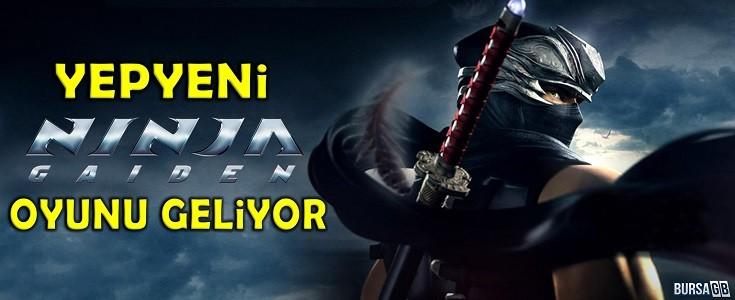 Yeni Bir Ninja Gaiden Oyununa Hazir Olun