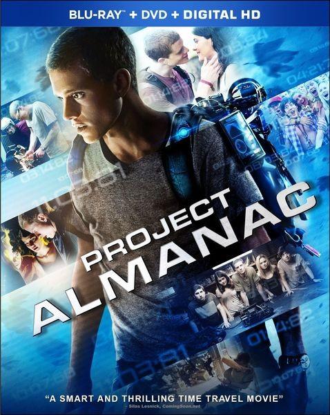Sonsuzluk Projesi - Project Almanac (2014) - türkçe dublaj film indir