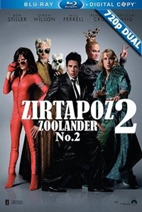 Zirtapoz 2 – Zoolander 2 2016 BluRay 720p x264 DUAL TR-EN – Tek Link