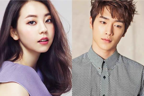 """Ahn So-Hee, """"Entourage"""" Dizisinde Seo Kang-Joon'un İlk Aşkını Canlandıracak"""