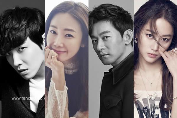 Lee Joon, Choi Ji-Woo, Joo Jin-Mo ve Jeon Hye-Bin Yeni Bir Dizide Beraber Rol Alabilir