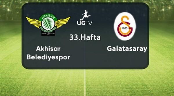 Akhisar Bld - Galatasaray 33.Hafta HDTV 720p - indir