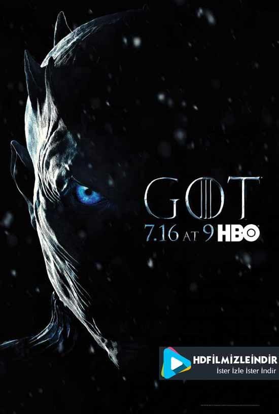 Game Of Thrones 7. Sezon 6.Bölüm Türkçe Dublaj HD İzle İndir 1080p