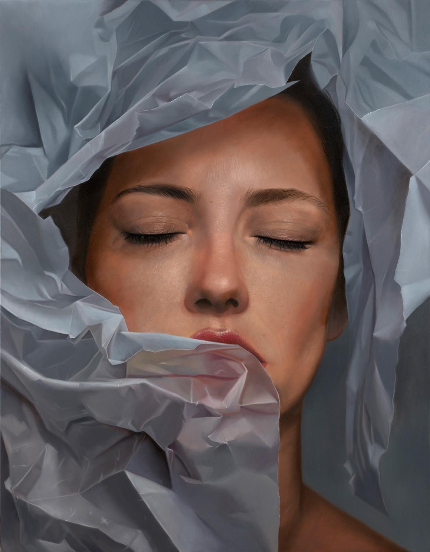 Mike Dargas'ın Gerçekliğiyle Hayrete Düşüren Hiperrealist Sanat Eserleri 9. resim