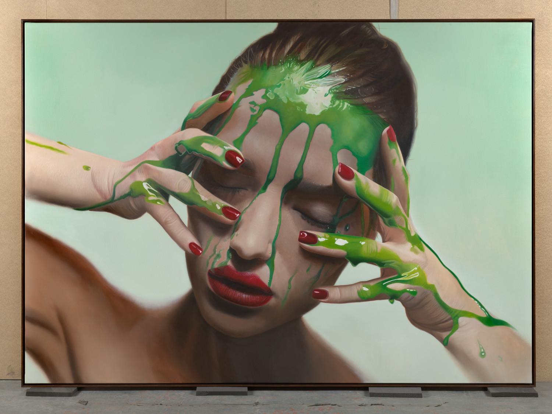 Mike Dargas'ın Gerçekliğiyle Hayrete Düşüren Hiperrealist Sanat Eserleri 20. resim