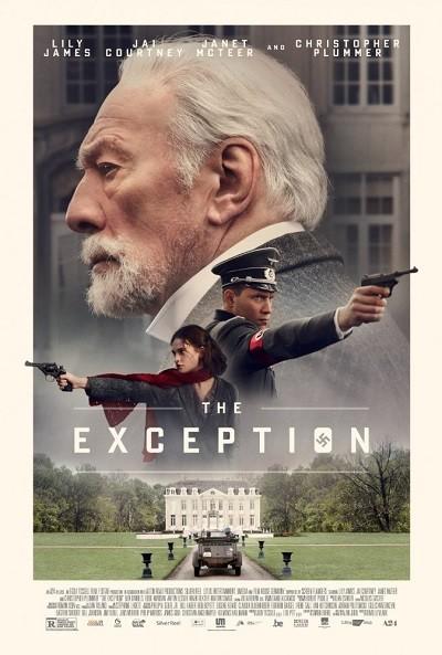 İstisna – The Exception 2016 (BRRip – m1080p) Türkçe Dublaj indir