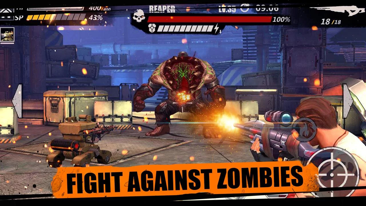 Zombie Crisis Apk İndir