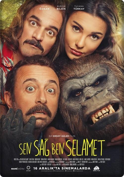 Sen Sağ Ben Selamet 2016 (Yerli Film) 1080p HDTV