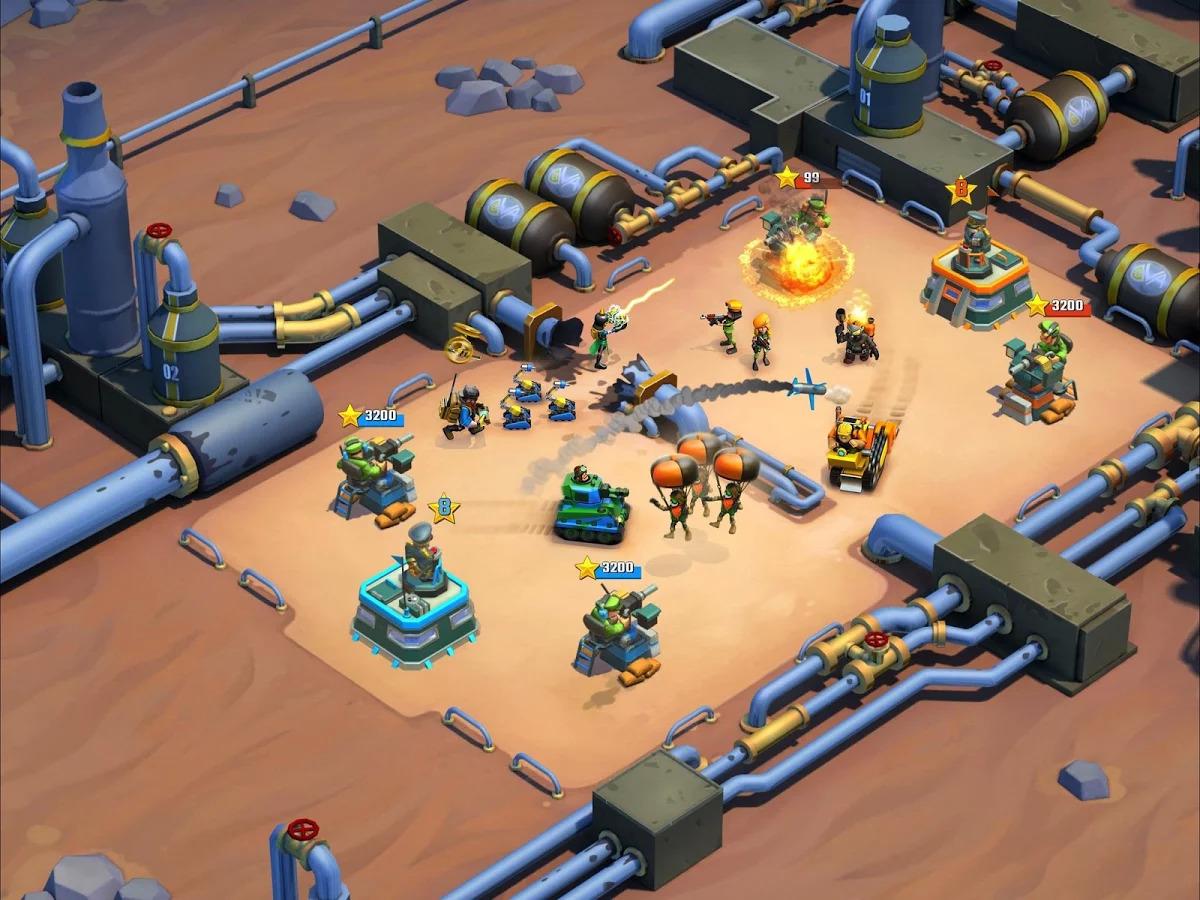 Blitz Brigade: Rival Tactics Android Oyun