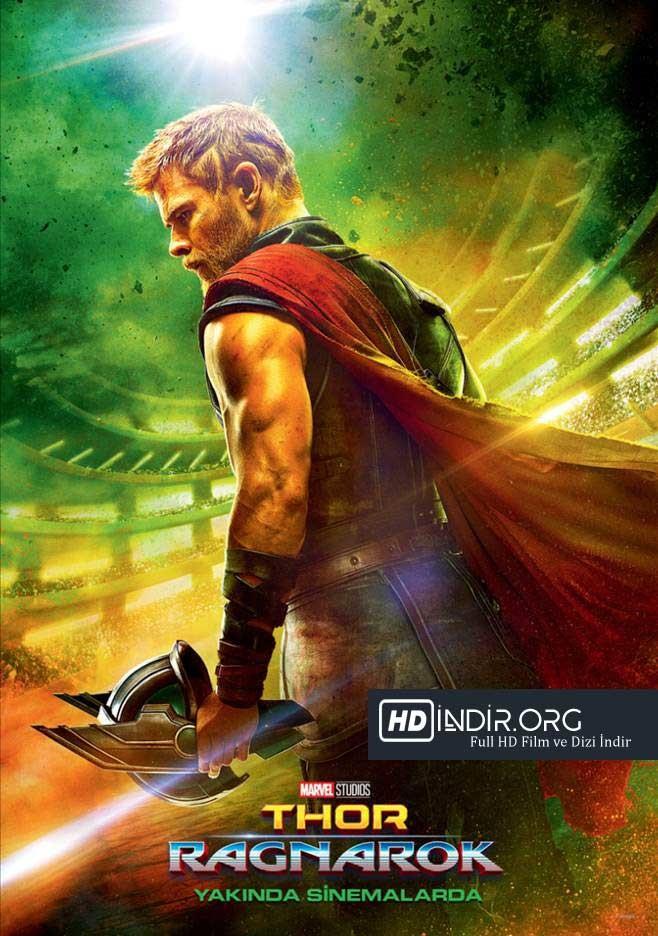 Thor 3: Ragnarok (2017) Türkçe Dublaj HD İndir