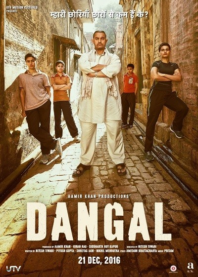 Dangal 2016 (BluRay 1080p) DuaL TR-HiN indir