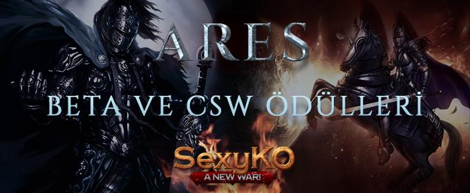 Ares Beta & CSW Ödülleri!
