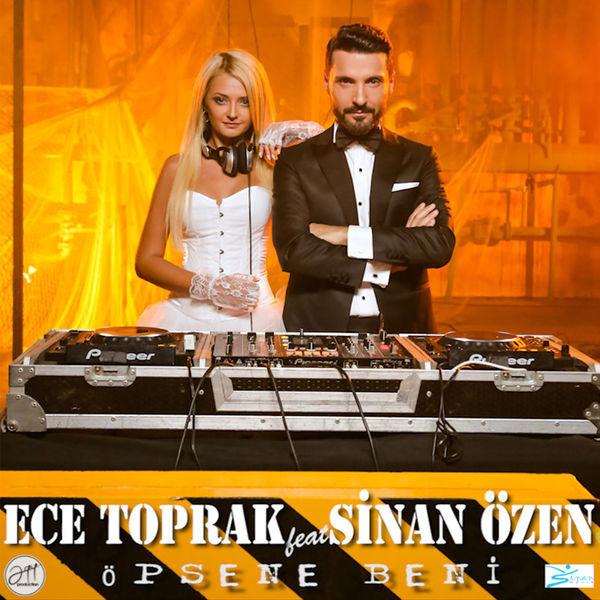 Sinan Özen ft Ece Toprak Öpsene Beni 2017 Single albüm indir