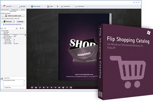 Flip Shopping Catalog Full
