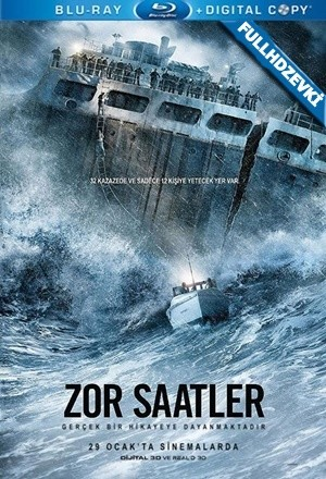 Zor Saatler - The Finest Hours | 2016 | BluRay | DUAL TR-EN - Film indir - Tek Link indir