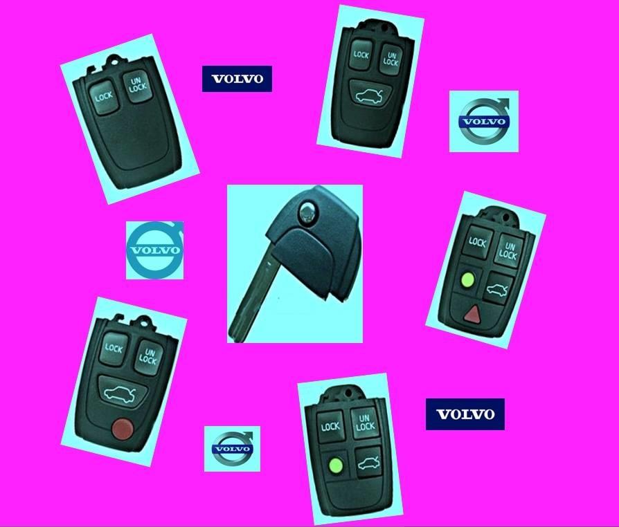 Volvo Kumandalar