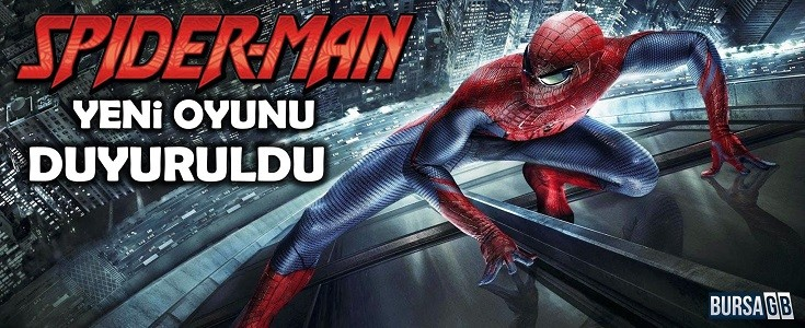 Yeni Örümcek Adam Oyunu Geliyor