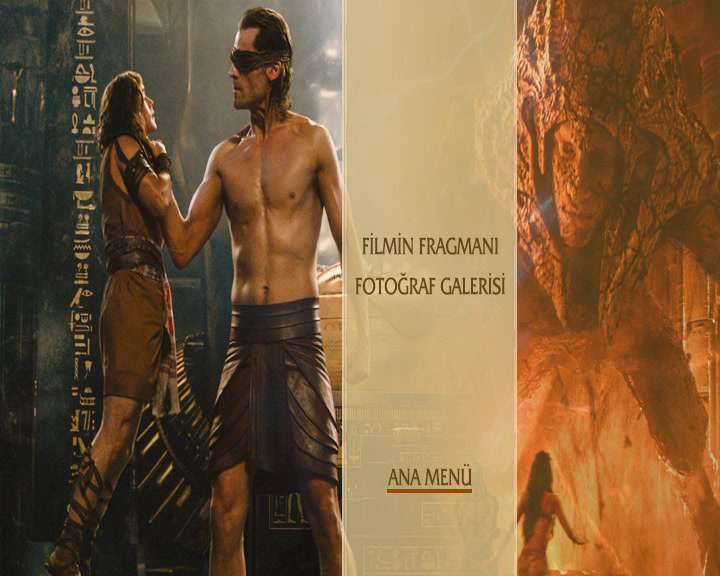 Mısır Tanrıları - Gods of Egypt | 2016 | DVD-5 | DUAL TR-EN
