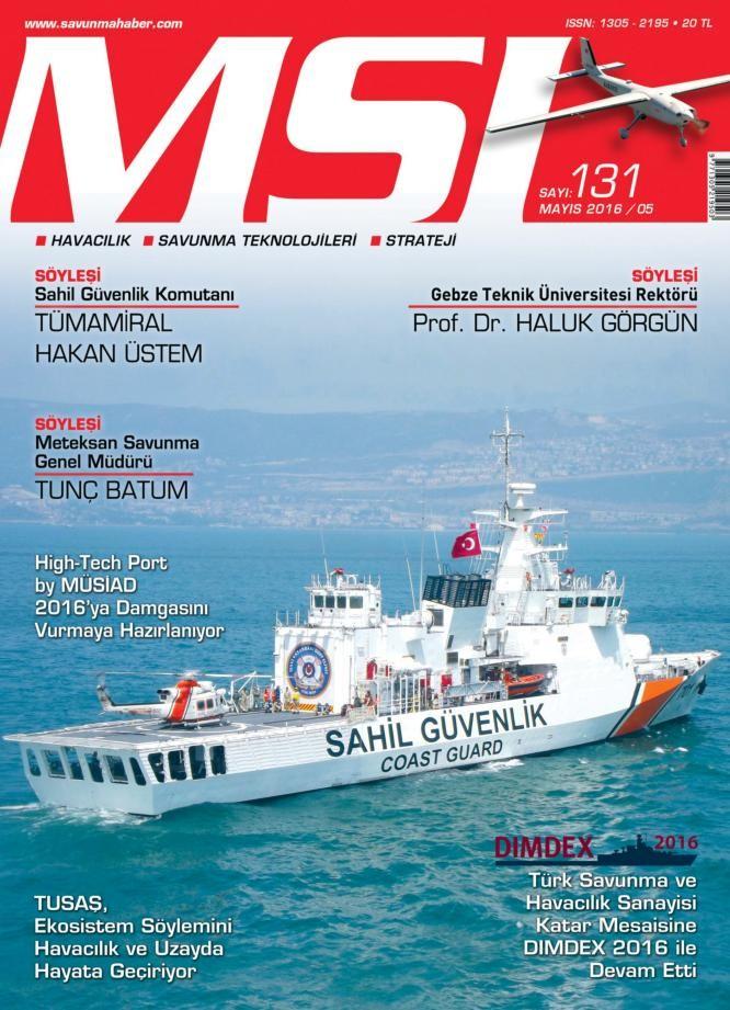 MSI Mayıs 2016 PDF Dergi İndir