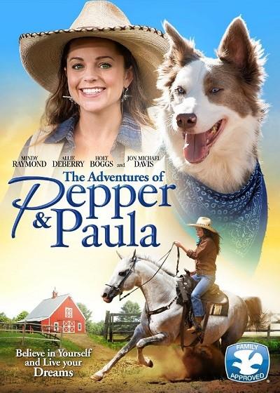 Pepper ve Paulanın Maceraları 2015 (HDRip XviD) Türkçe Dublaj